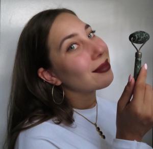 jade roller rodillo de jade
